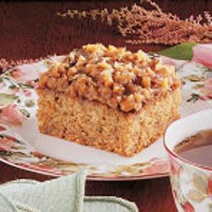 Microwave Oatmeal Cake Recipe