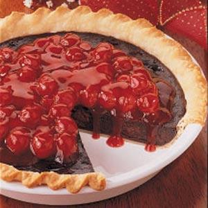 Black Forest Pie Recipe