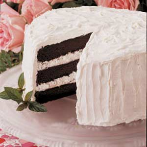 Cupids Chocolate Cake Recipe Taste of Home
