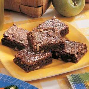 Fudgy Saucepan Brownies Recipe
