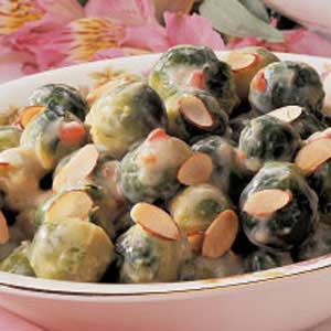 Special Brussels Sprouts Recipe