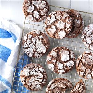 Mexican Crinkle Cookies Recipe