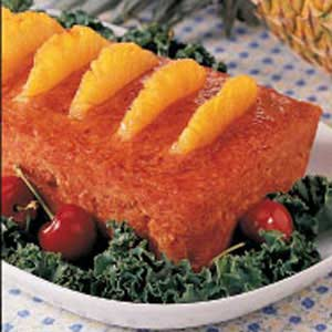 Contest-Winning Pineapple Ham Loaf Recipe