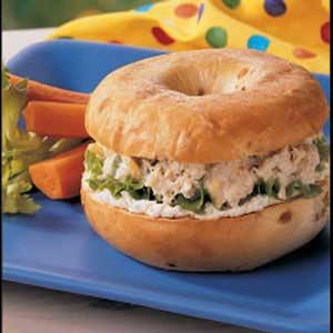 Crabby Bagels Recipe