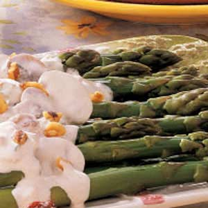 Asparagus Salad Supreme Recipe