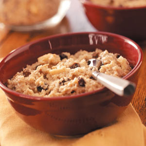 Image result for oatmeal with raisins
