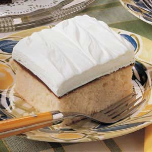 White Chocolate Fudge Cake Recipe