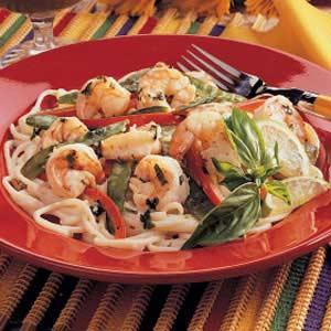 Lime Garlic Shrimp Recipe