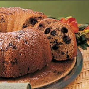 Blueberry Oat Cake Recipe