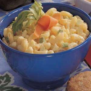 Crunchy Macaroni Salad