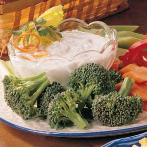 Herbed Cheese Dip Recipe