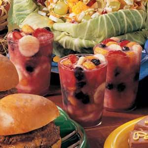 Tutti-Frutti Cups Recipe