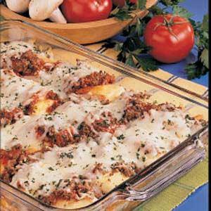 Turkey Ravioli Lasagna Recipe