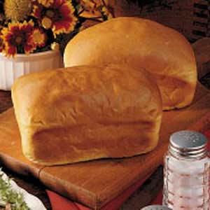 Mini White Breads Recipe