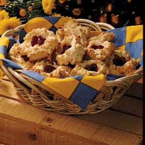 Jellied Biscuits Recipe