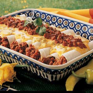 Santa Fe Enchiladas Recipe