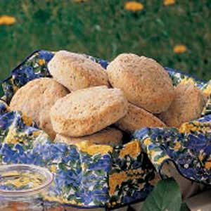 Poppy Seed Biscuits Recipe