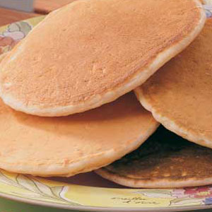 Yeast Pancakes Recipe