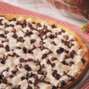 Cookie Pizza Recipe