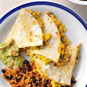 Corn Quesadillas Recipe