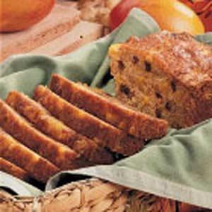 Mango Nut Bread Recipe