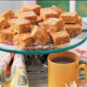 Caramel Cashew Brownies