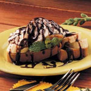 Banana Split Shortcake Recipe
