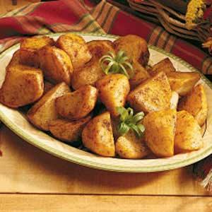 Paprika Potatoes Recipe