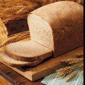 Honey Wheat Bread Recipe