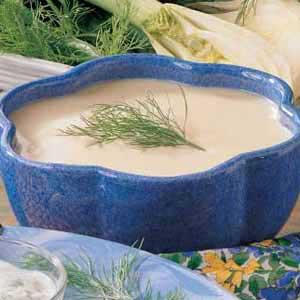 Favorite Fennel Soup Recipe