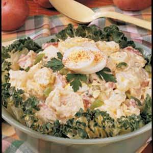 Grandma's Favorite Potato Salad Recipe