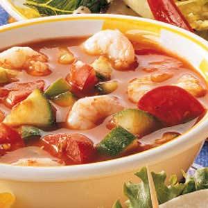Herbed Gazpacho Recipe