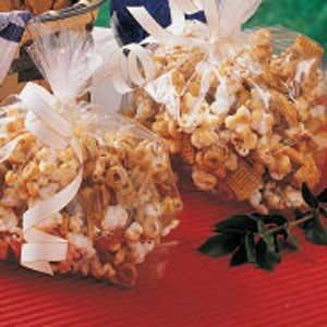 Sweet and Salty Popcorn Recipe
