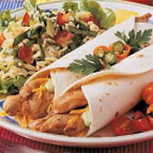 Fantastic Chicken Fajitas Recipe
