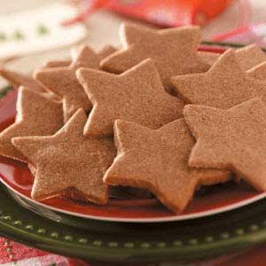 Cinnamon Star Cut Outs Recipe