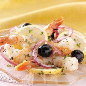 Simple Marinated Shrimp Recipe