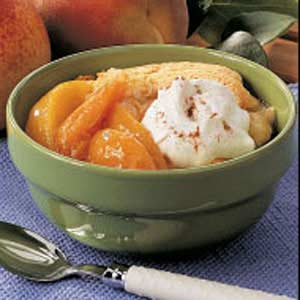 Apricot Peach Cobbler Recipe