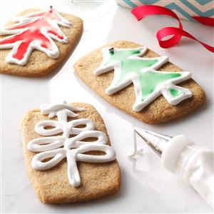 Orange & Spice Cutout Cookies Recipe