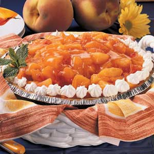 Orange Peach Pie Recipe