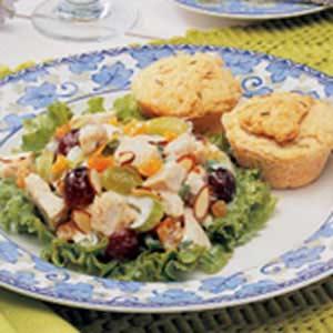 Buttermilk Rosemary Muffins Recipe
