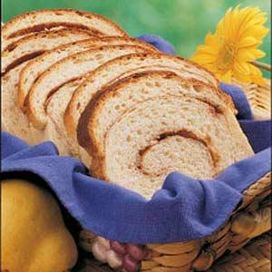 Cinnamon-Swirl Pear Bread Recipe