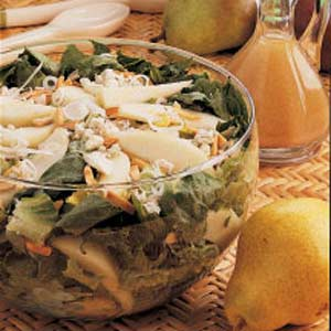 Roquefort Pear Salad Recipe