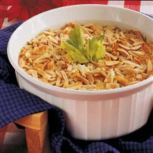 Almond Celery Bake Recipe
