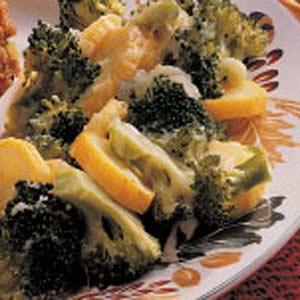 Broccoli Squash Bake Recipe