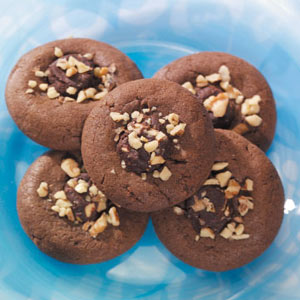 Chocolate Puddles Recipe