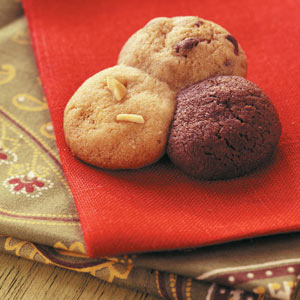 Cloverleaf Cookies Recipe