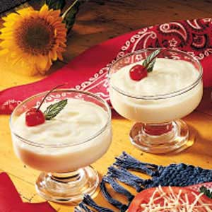 Seven-Minute Pudding
