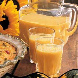 Frosty Orange Drink Recipe