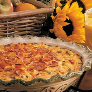 Picante Potato Pie Recipe