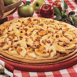 Caramel Apple Pizza Recipe